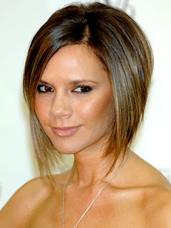Victoria Beckham Hairstyle Picture 3