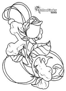 Tattoo Stencil 2