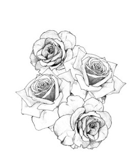 Beautiful Art of Tattoos Design With Image Flower Rose Tattoo Design Picture 7