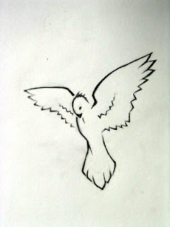 Dove Tattoo Designs Gallery 16