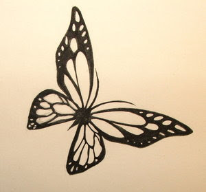 Beautiful Art of Tattoos Design With Image Butterfly Tattoo Design Picture 5