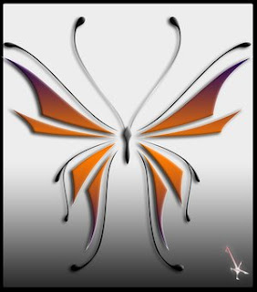 Beautiful Art of Tattoos Design With Image Butterfly Tattoo Design Picture 2