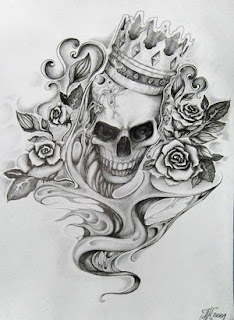 skull tattoos designs