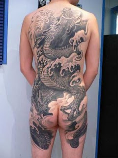Japanese Tattoos With Image Japanese Dragon Tattoo Designs Especially Japanese Dragon Backpiece Tattoo Picture 4