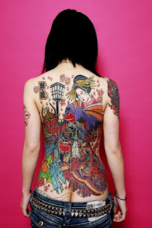 Japanese Tattoos With Image Japanese Geisha Tattoo Designs Especially Female Side Body Japanese Geisha Tattoo Picture 6
