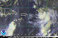 Tropical Storm Fiona