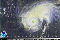 Hurricane Danielle category 2