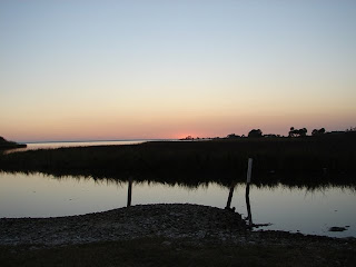 Sunset in Apalachicola