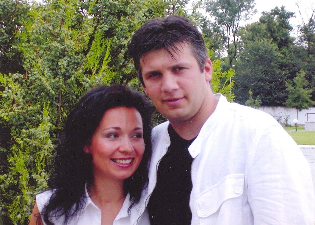 Mişael & Cristina (n. Pârvu)