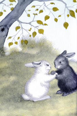 Vintage Kids 39 Books My Kid Loves The Rabbits 39 Wedding