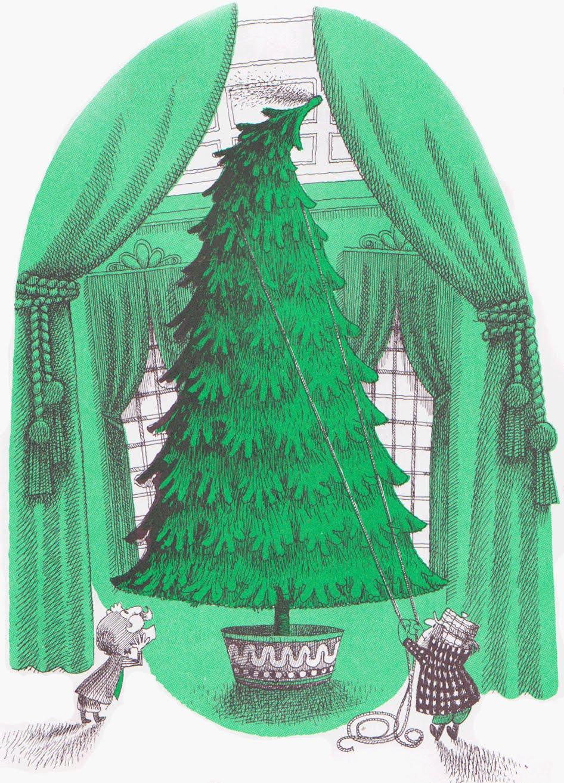 Vintage Kids\' Books My Kid Loves: Mr. Willowby\'s Christmas Tree