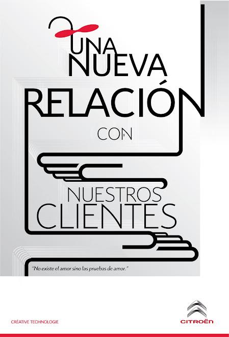 Una nueva relacion con nuestros clientes