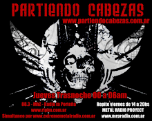 PARTIENDO CABEZAS