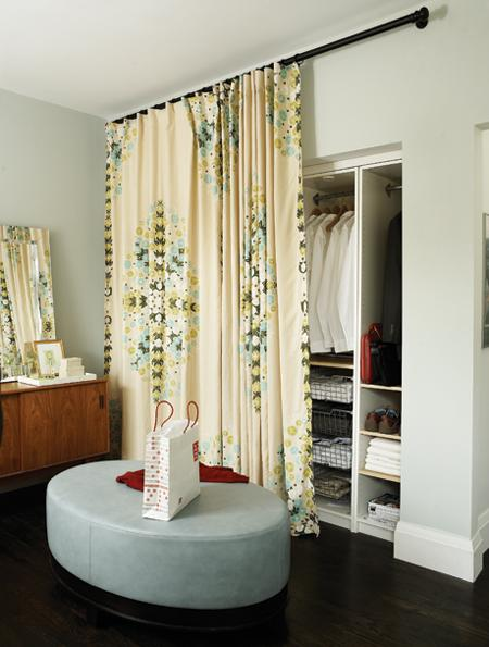 This Is How It Goes Using Curtains For Closet Doors. Www Custommade Com. Blanco Sinks Reviews. Yellow Table Lamp. Building 9. Pergo Wood Flooring. Sliding Bathroom Door. Lowes Laundry Room Cabinets. Broyhill Mirror