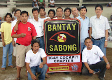 IGAY COCKPIT : BANTAY-SABONG CHAPTER