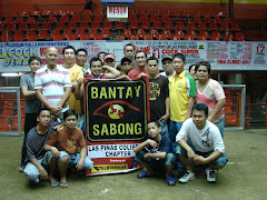 BANTAY-SABONG : LAS PINAS CHAPTER