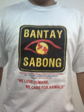 BANTAY-SABONG SHIRT