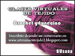 Clases Virtuales de Crochet y Tunecino
