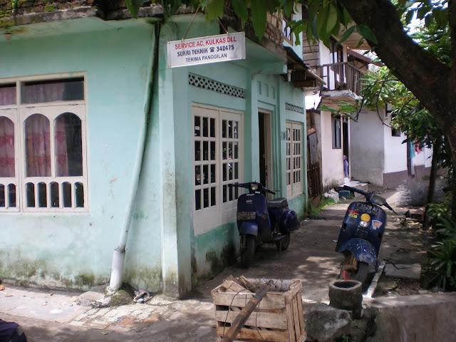 Lokasi Sukri Technic
