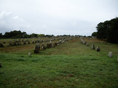 alignments carnac brittany