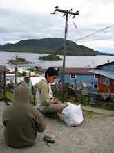 Niños de Puerto Aguirre