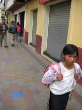 Niña Quichua