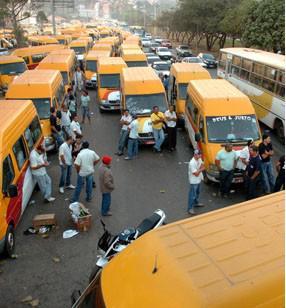 Mostre os ônibus de sua cidade 2