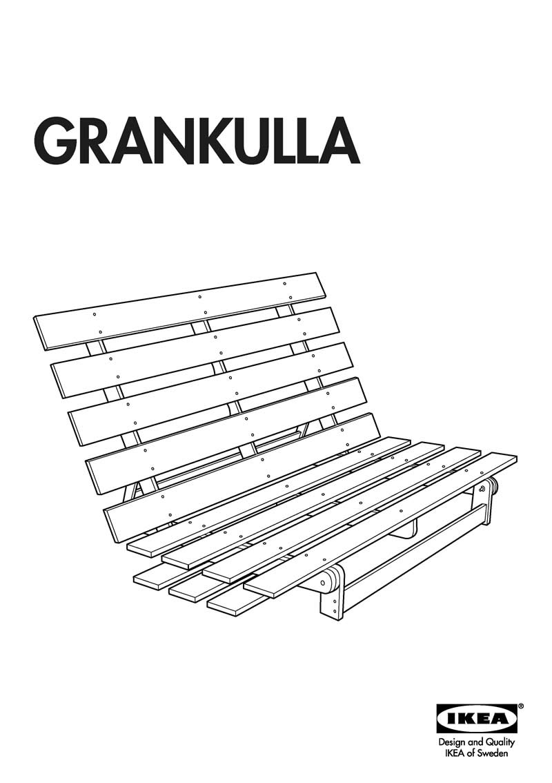 Ikea Futon Frame Instructions
