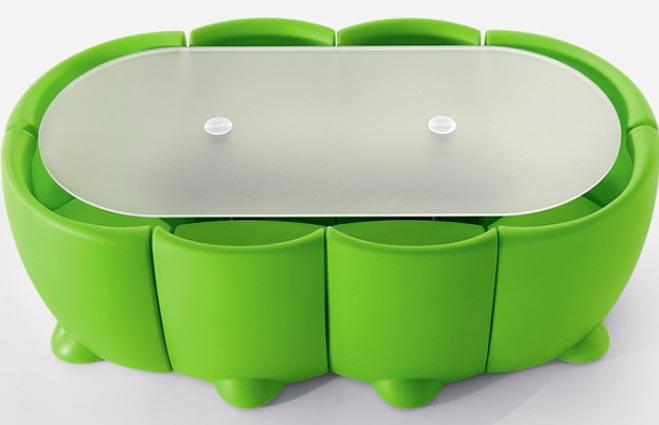 Baar a forniture tavolo e sedie ergonomiche for Tavolo grande fratello