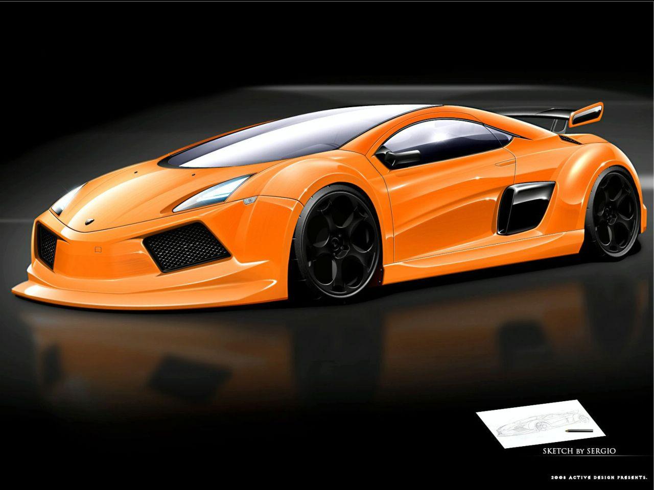 Lamborghini Lamborghini Urus Concept