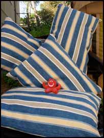 i cuscini e il polpo Ottavio