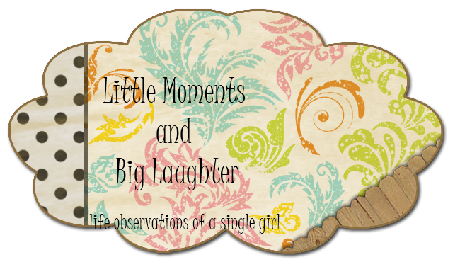 Little Moments and Big Laughter