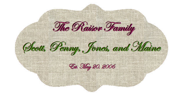 The Raisor Family