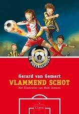 Cover van Vlammend Schot