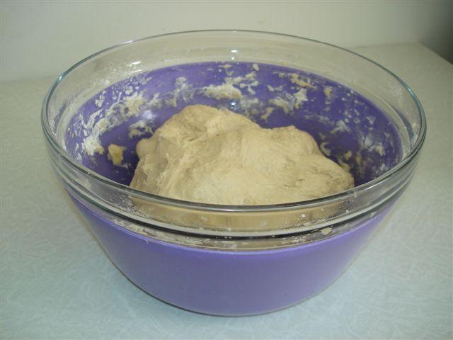 Дрожжевое тесто- основа для пирогов , пирожков, плюшек