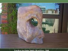 Escultura - Pedra Sabão