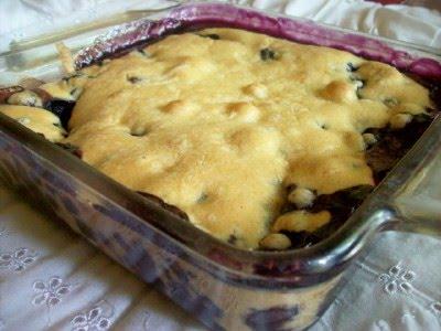Cuisine La Bine Pouding Aux Mûres Ou Aux Fraisesbleuets