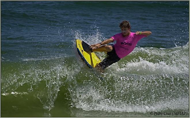 Dave Hubbard (Hawai) campeon del mundo.