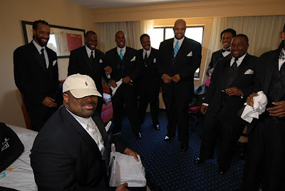 Wedding Recap Guys Day of Prep photo 15