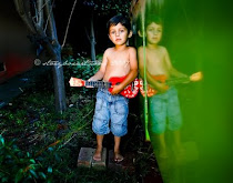 Boy with Ukulele