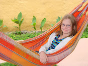 L.J. Chilling in the Hammock