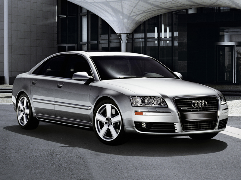 Audi Cars and Specifications: