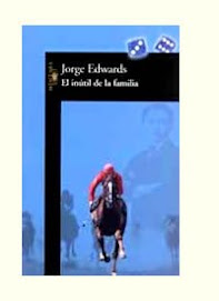 &quot;EL INUTIL DE LA FAMILIA&quot; DE JORGE EDWARDS EN NUESTRO TALLER DE BARNES &amp; NOBLE EN FEBRERO