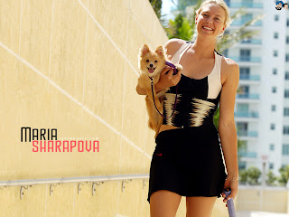 hq Maria Sharapova