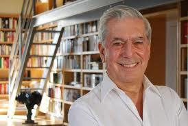 El escritor Vargas Llosa, premio Nobel de Literatura