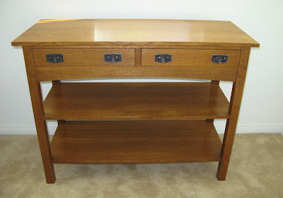 Stickley's Server Piece(89-640-035)