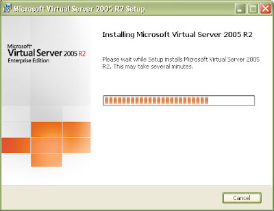 Microsoft Windows Virtual Server R2 Enterprise Edition