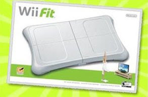 Nintendo Wii Fit is shipped and on its way fun and stimulating