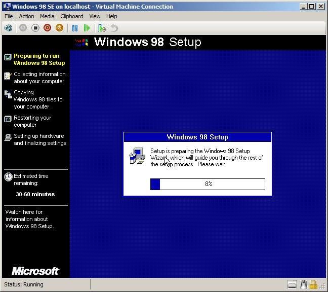 Windows 98 Vm Lag