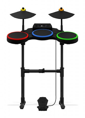 Guitar Hero World Tour Drums - Drum Set will not sync with Playstation 3